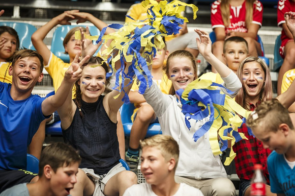 Як збірна України Угорщину перемагала: фото