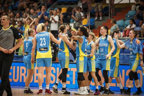 ЄвроБаскет-2017: анонс матчу Україна – Словаччина