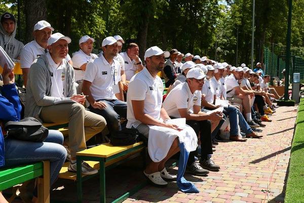 Міжнародний тренерський семінар у Харкові: фотогалерея