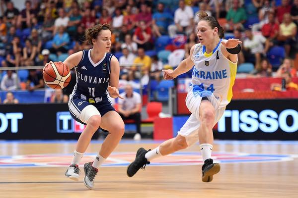 Україна - Словаччина: фото з матчу