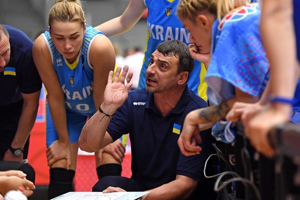 Володимир Холопов: Україна лише почала повертати інтерес до жіночого баскетболу