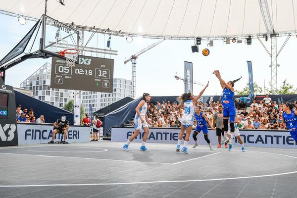 Чемпіонат світу з баскетболу 3х3: результати фінального дня