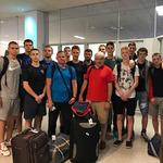 Кадетська збірна України зіграє на турнірі у Греції