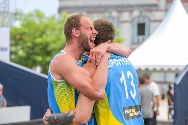 Українці фінішували в топ-5 чемпіонату світу