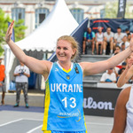 Вирішальні поєдинки українців на чемпіонаті світу з баскетболу 3х3