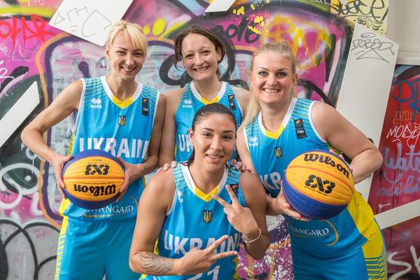Жіноча збірна України 3х3 побореться за вихід на чемпіонат Європи