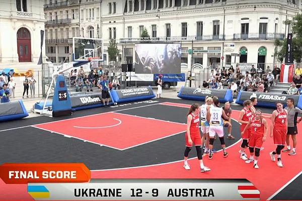 Збірна України 3х3 успішно стартувала в відборі чемпіонату Європи