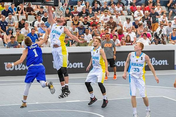 Чоловіча збірна України 3х3 зіграє в кваліфікації чемпіонату Європи
