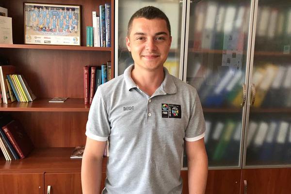 Юрій Щербак: у баскетболі 3х3 Україна крокує в ногу з часом