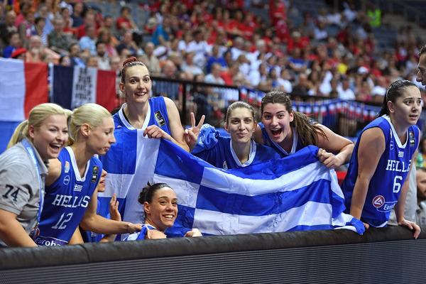 Збірні Греції та Бельгії вперше в історії можуть дістатись фіналу ЄвроБаскета-2017