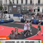 Жіноча збірна України 3х3 поступилась у чвертьфіналі кваліфікації на чемпіонат Європи