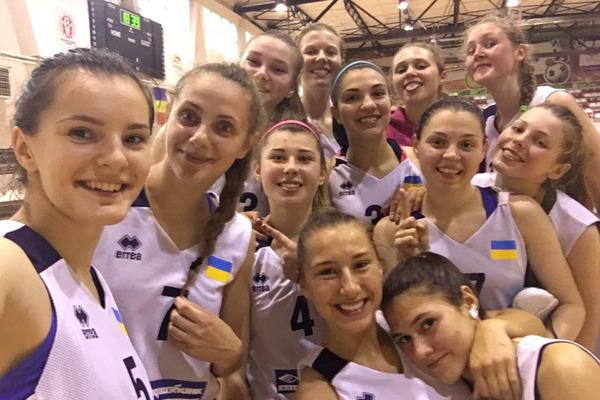 Жіноча молодіжна збірна України зіграє у Литві серію спарингів