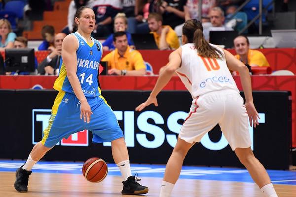 Українка Ягупова стала найрезультативнішою на ЄвроБаскеті-2017