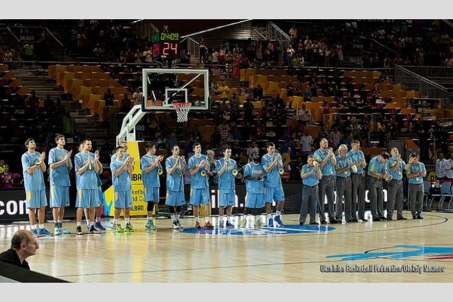 Розклад матчів збірної України на ЄвроБаскеті 2015