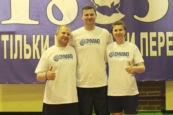 Володимир Рижов: БК Динамо розвиватиме юнацький баскетбол