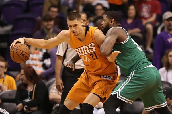 Перспективи Леня в НБА: погляд закордонних експертів
