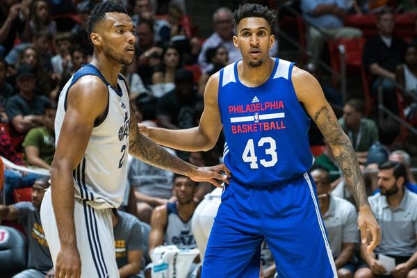 Боломбой допоміг Юті перемогти в Літній лізі НБА