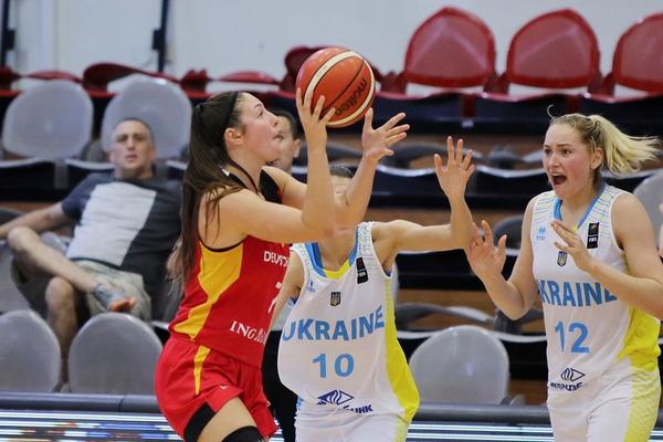 Жіноча молодіжна збірна України вдруге поступилася на чемпіонаті Європи
