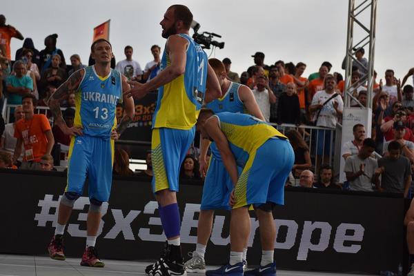 Чемпіонат Європи з баскетболу 3х3: підсумки для України
