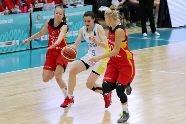 Вікторія Кондусь зазнала травми на чемпіонаті Європи U-20