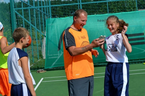 Intersport Youth Festival – чотири баскетбольні перемоги