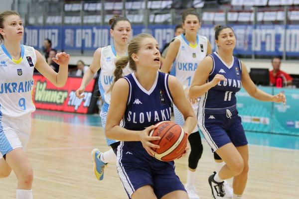 Жіноча молодіжна збірна завершила груповий етап чемпіонату Європи