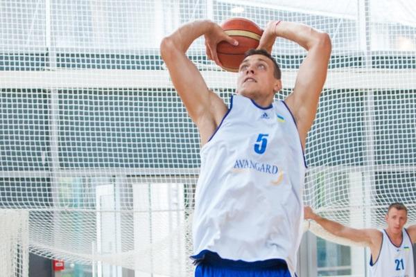 Національна чоловіча збірна розпочала підготовку до Чемпіонату Європи