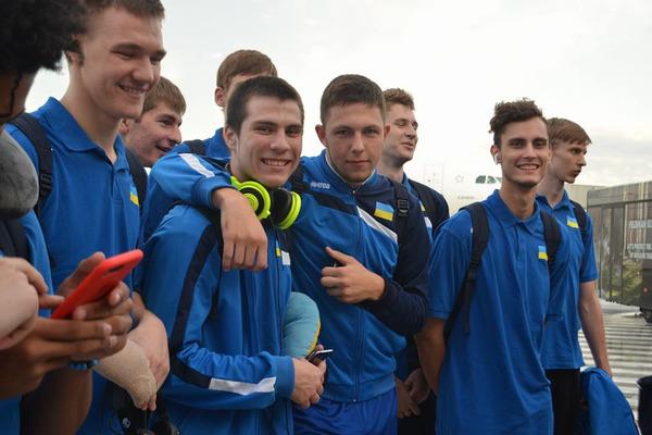 Україна – Німеччина: онлайн трансляція матчу збірних