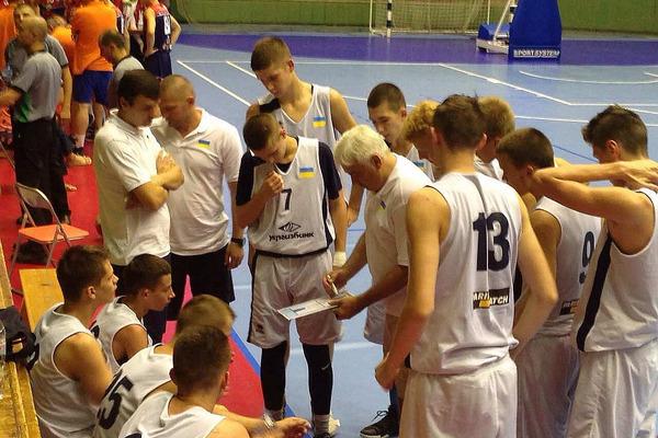 Кадетська збірна України перемогла у Болгарії