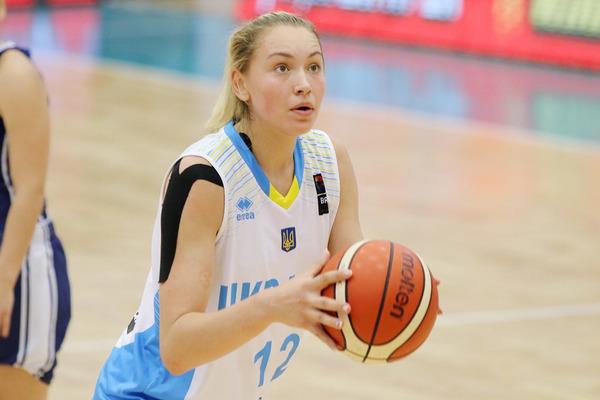 Жіночій ЄвроБаскет-2017. Україна U-20 - Ірландія U-20. Відеотрансляція