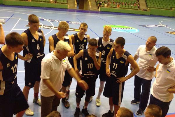 Кадетська збірна України U-16 фінішувала третьою на турнірі у Болгарії