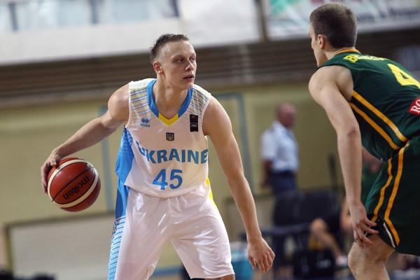 Українська молодіжка поступилась литовцям у першому матчі ЄвроБаскета-2017: фотогалерея