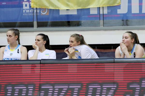 Жіноча збірна України U-20 отримала відзнаку чемпіонату Європи