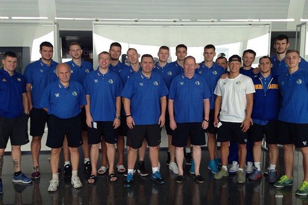 Друга збірна України стартує на турнірі у Китаї