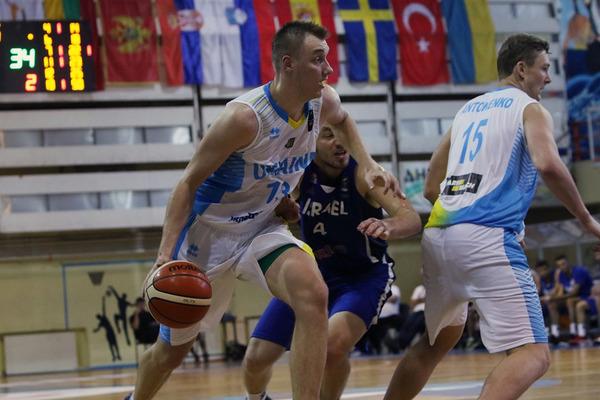 Україна U-20 поступилась Ізраїлю на ЄвроБаскеті-2017