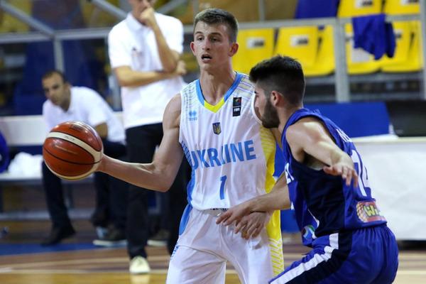 Україна третьою завершила груповий етап молодіжного ЄвроБаскета
