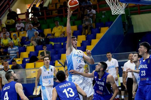 Збірна України U-20 отримала наступного суперника на ЄвроБаскеті