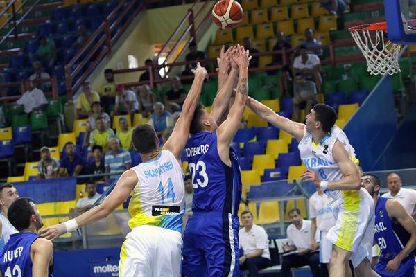 Найкращі моменти матчу ЄвроБаскета U-20 Україна – Ізраїль