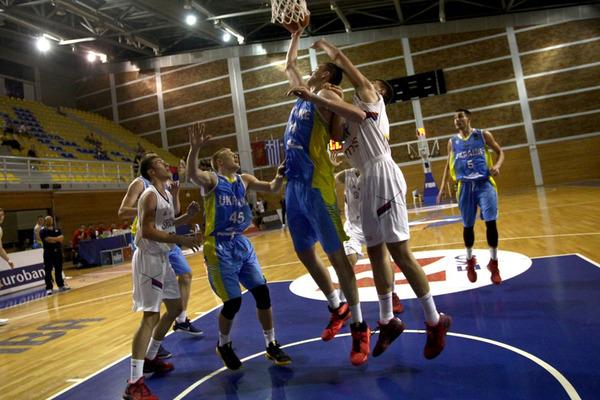 Визначилися чвертьфіналісти та суперник України U-20 на ЄвроБаскеті
