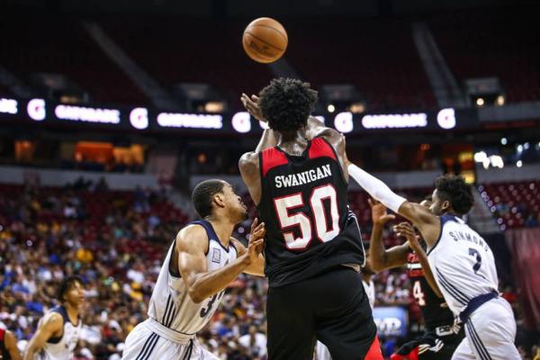 Найкращі данки Літньої ліги НБА в Лас-Вегасі