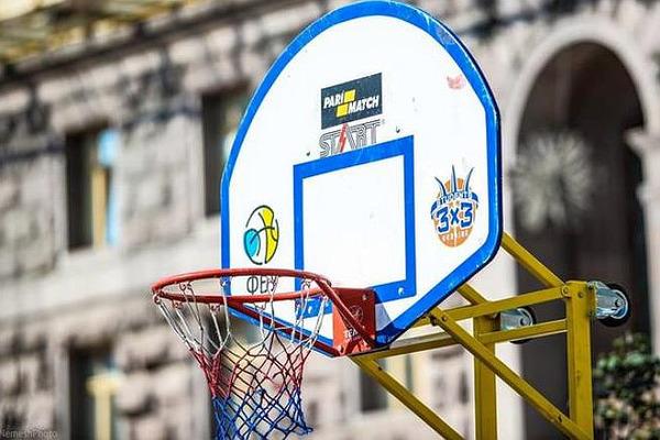 У Києві відбудеться третій етап чемпіонату міста з баскетболу 3х3