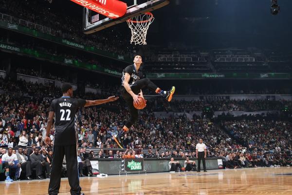 Топ-100 данків сезону в НБА: відео