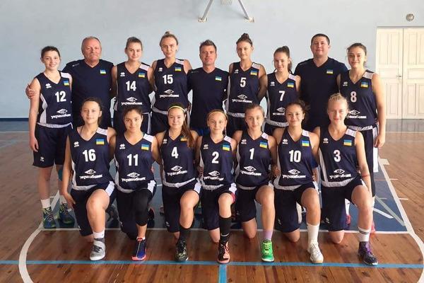 Жіноча збірна U-16 поступилася в Литві