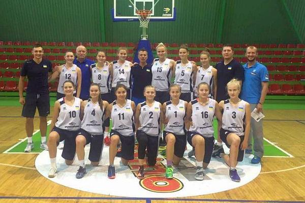 Жіноча збірна U-16 перемогла в контрольному поєдинку