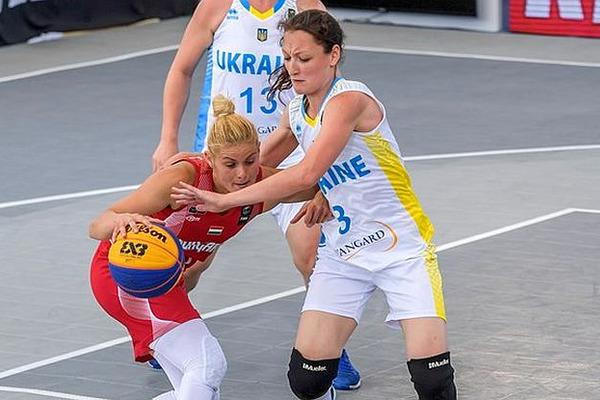 Студентські збірні України вирушили на європейську універсіаду з баскетболу 3х3