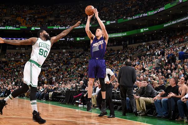 Найкращі моменти Фінікса за сезон у НБА