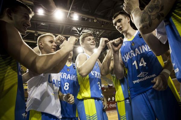 Молодіжна збірна України на ЄвроБаскеті-2017. Статистичні підсумки