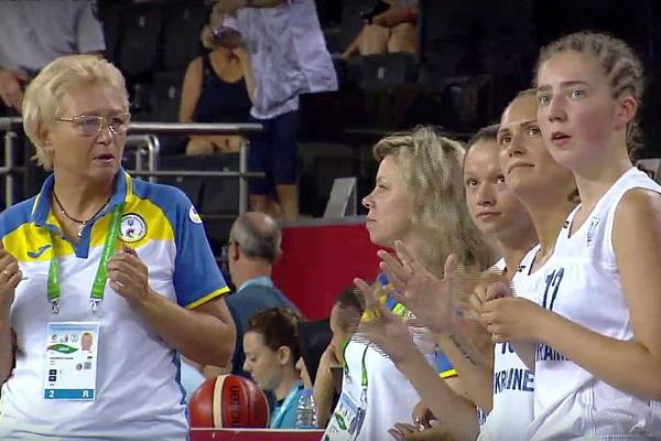 Жіноча збірна України вийшла в півфінал дефлімпійських ігор