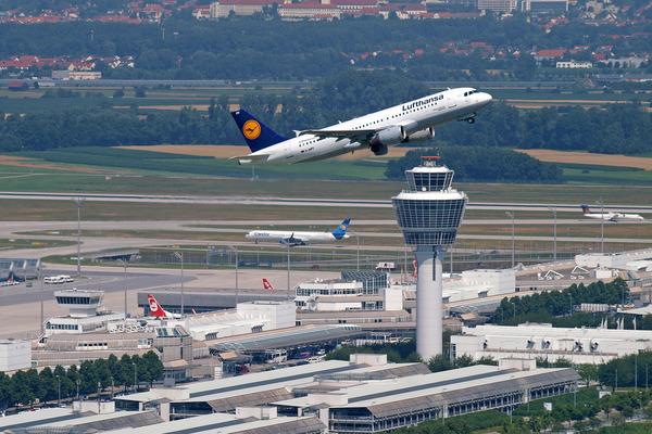 Баварія та Реал зіграють в аеропорту Мюнхена