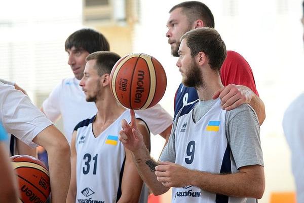 Збірна України зіграє на турнірі в Італії
